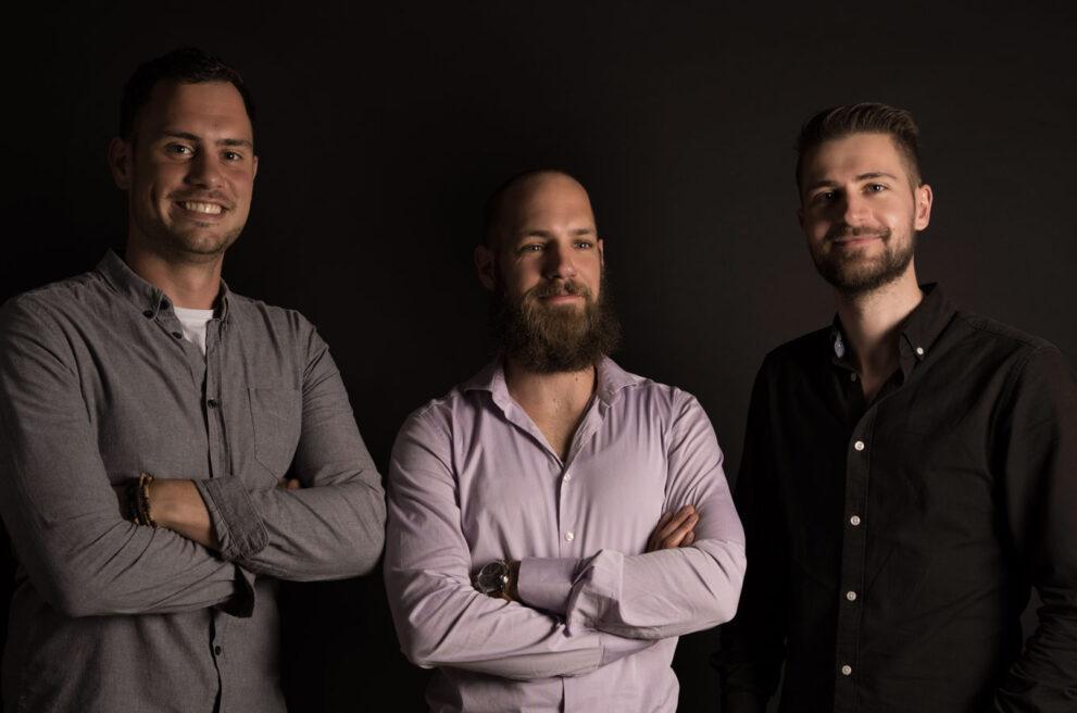 Die drei ads&figures Gründer 2016