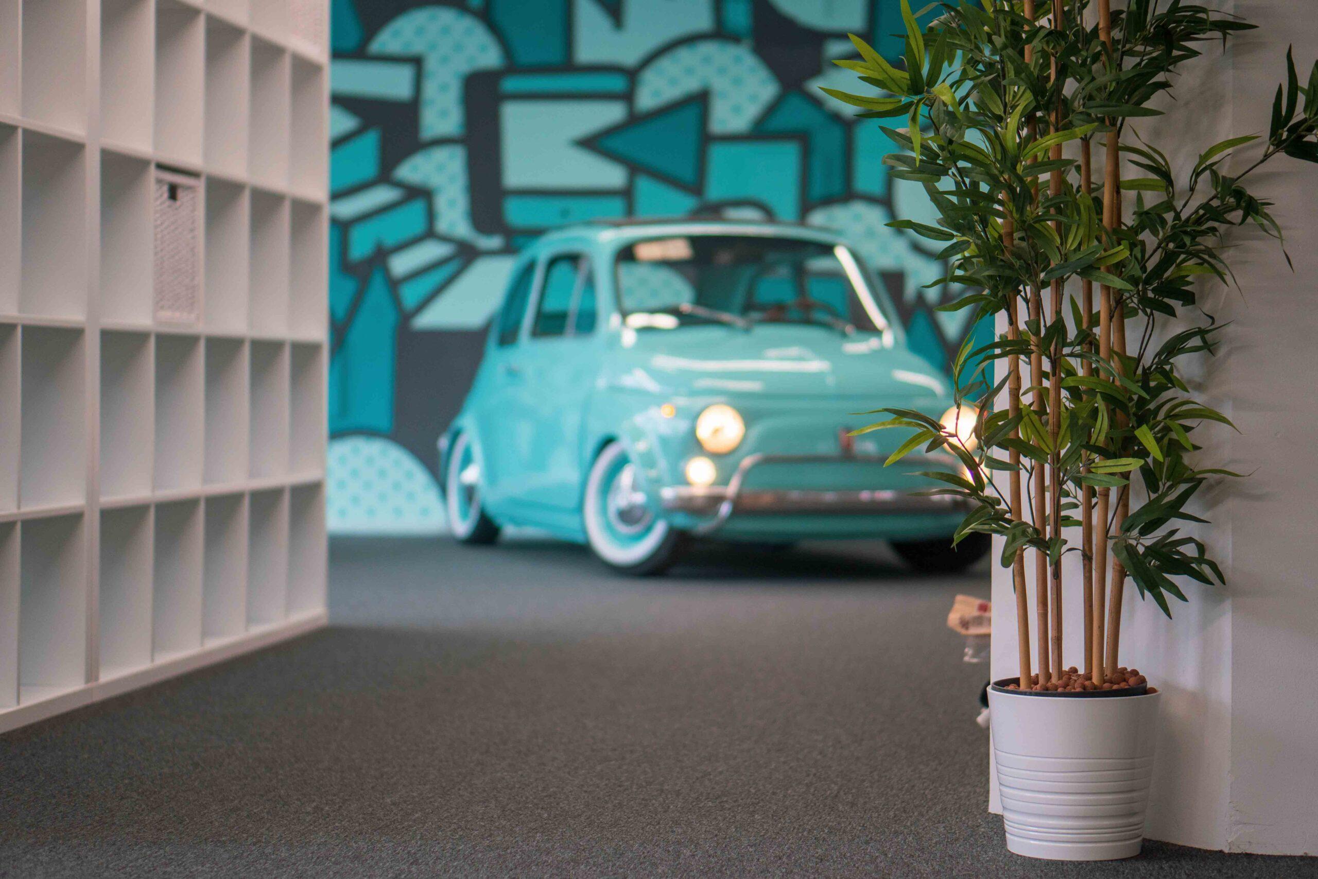 Fiat 500 bei ads&figures