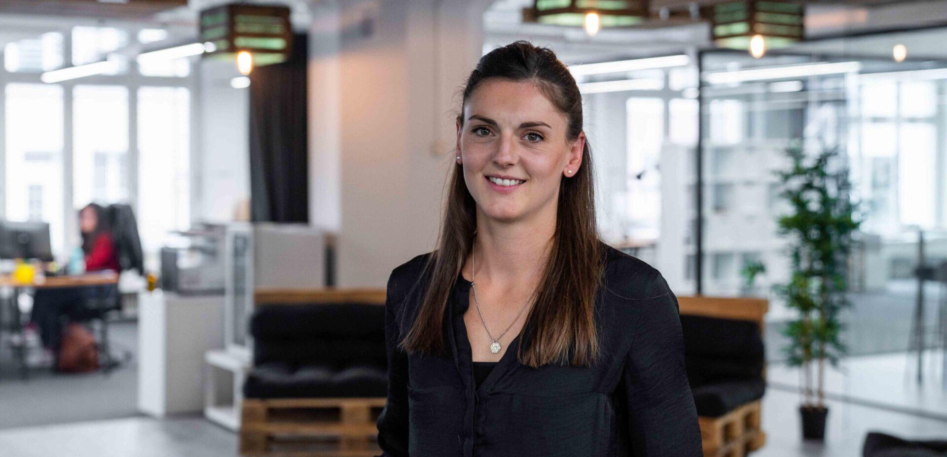 ads&figures Mitarbeiterin Céline Lehmann