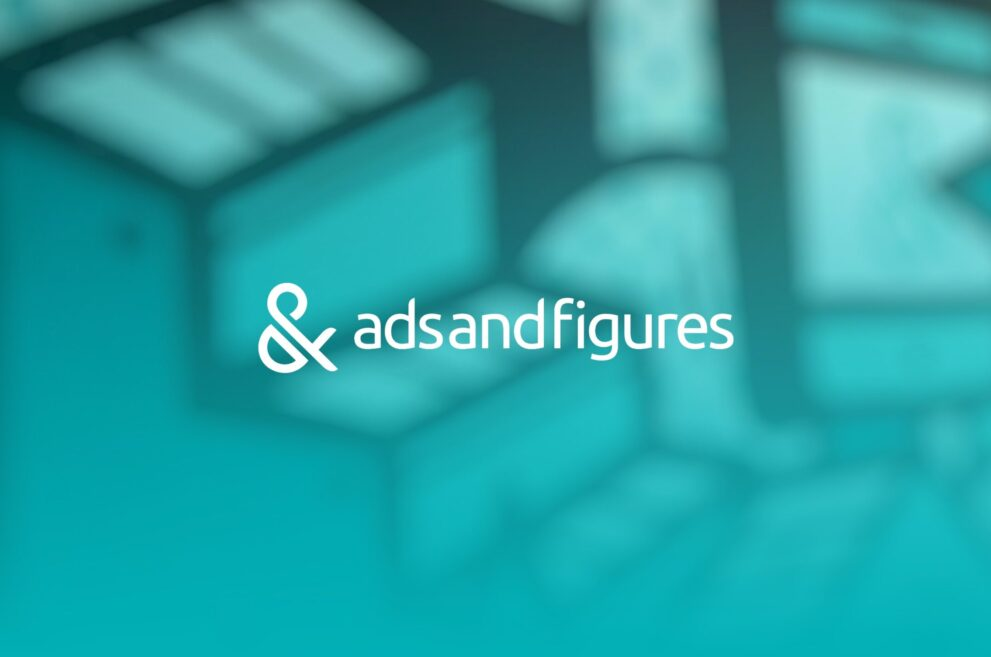 Das neue ads&figures Logo