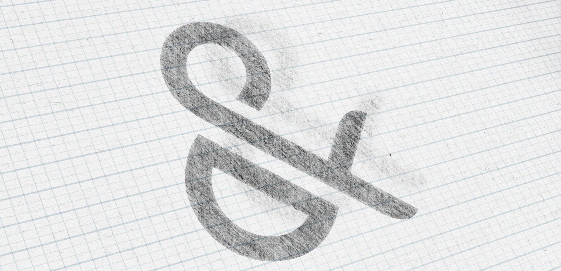 Sketch vom ads&figures Logo