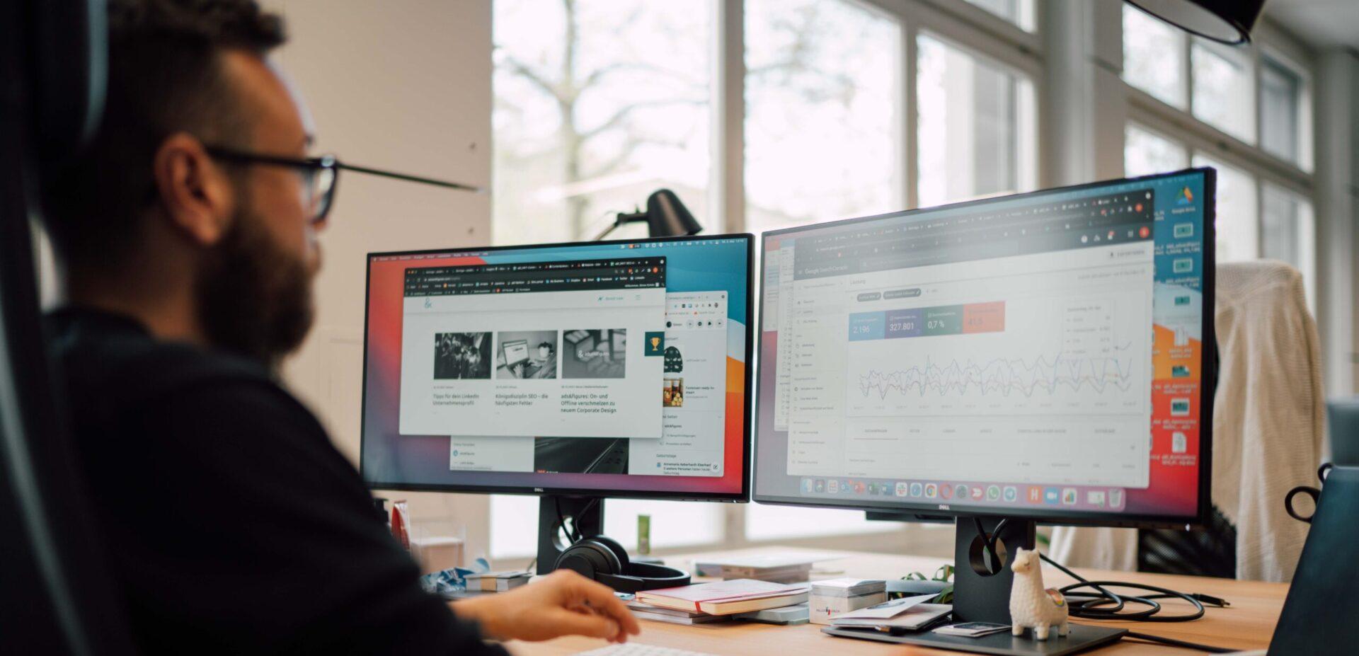 SEO Audit von ads&figures
