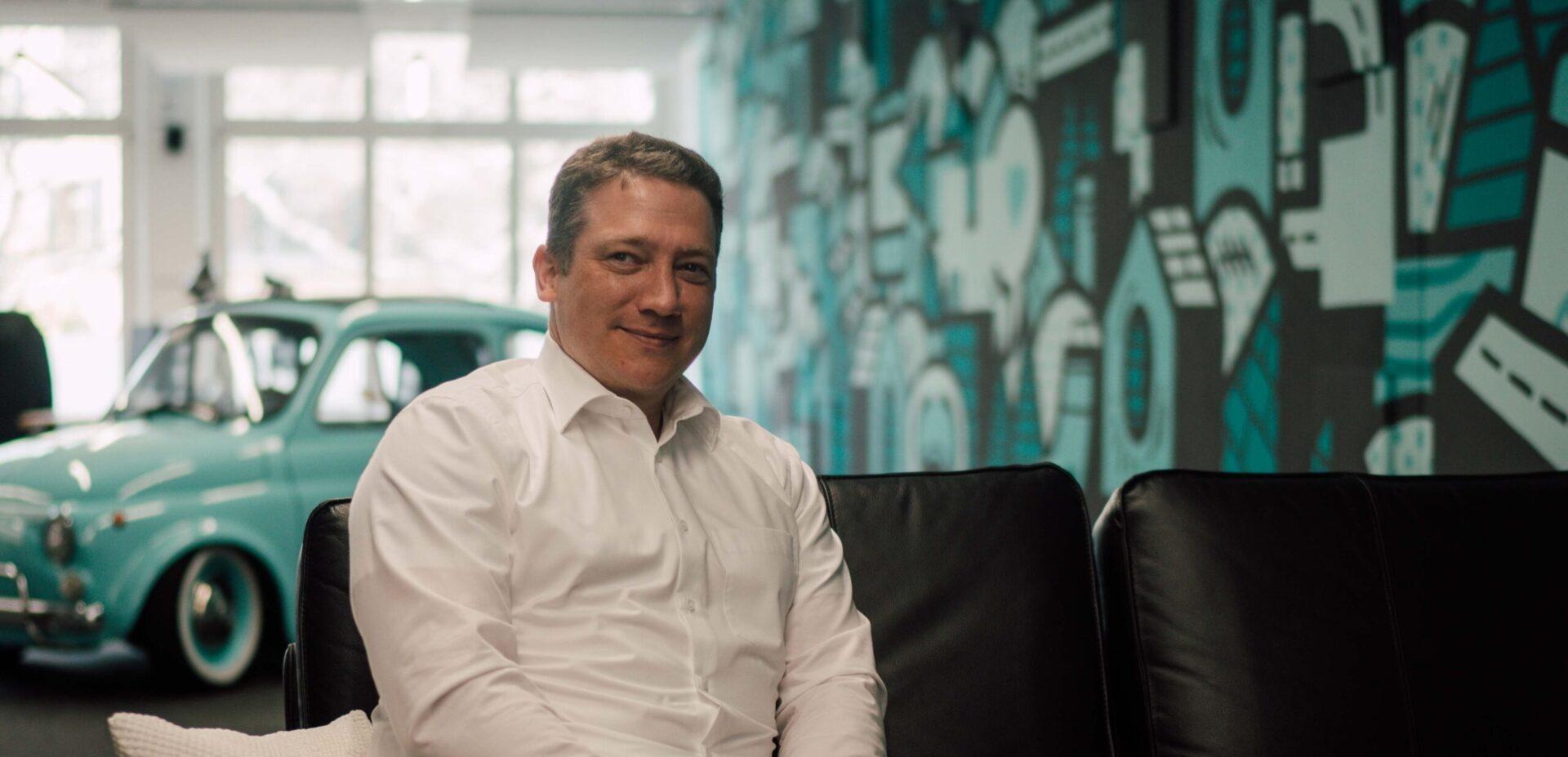 Dieter Fassbender ist der neue Director Digital von ads&figures.